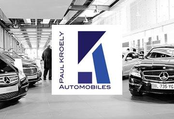 Paul Kroely Automobiles